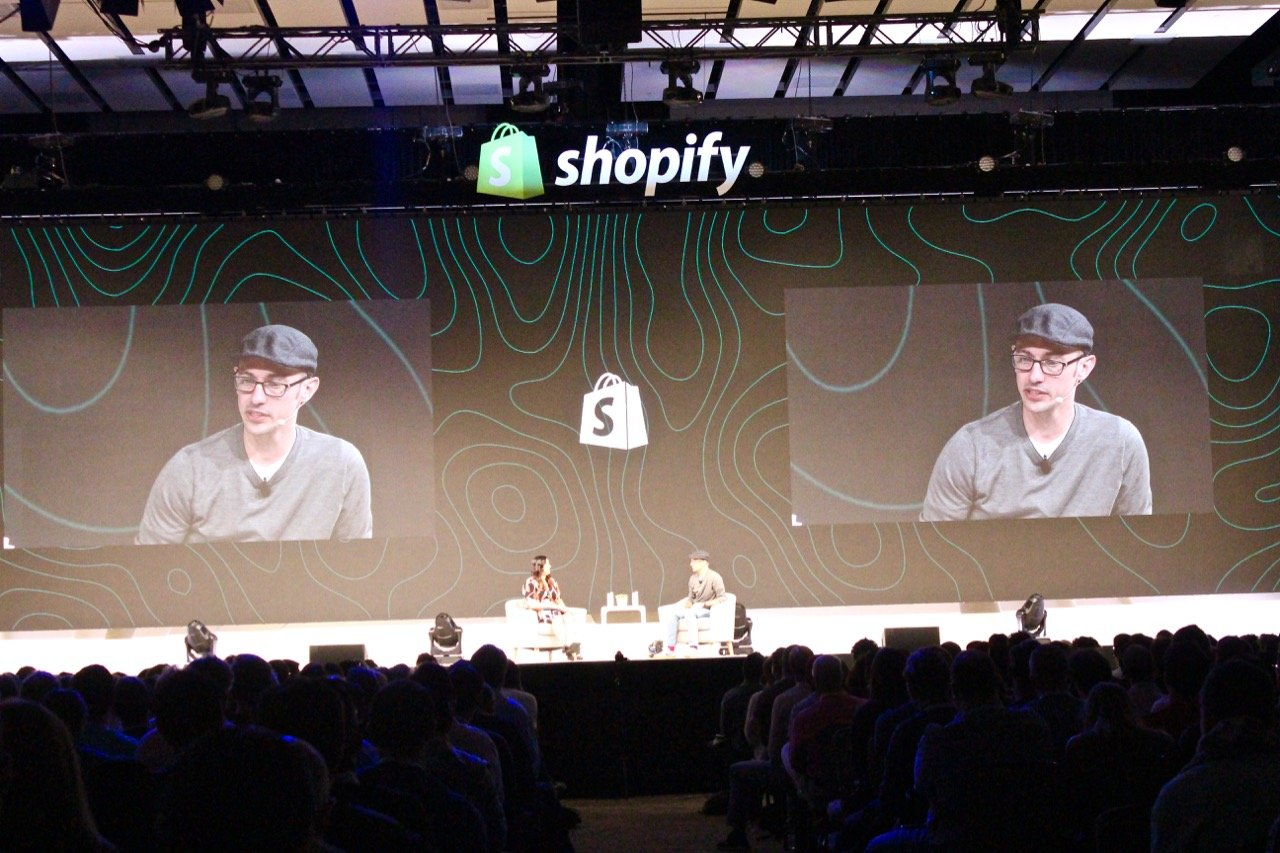 Meet the maker. Shopify co-founder Tobias Lutke fields questions.